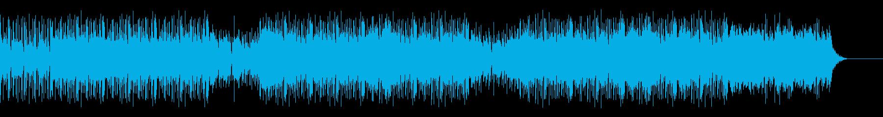ラテンをテーマにしたインストゥルメ...の再生済みの波形