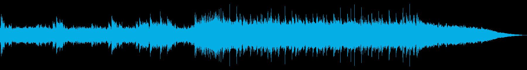 往年のハードロック(短いVer)の再生済みの波形