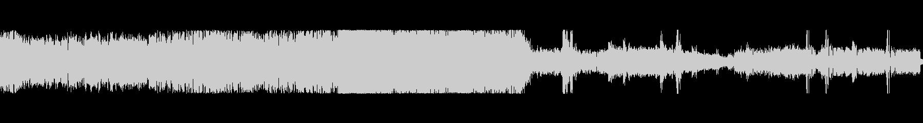 車トランスレースピットdの未再生の波形