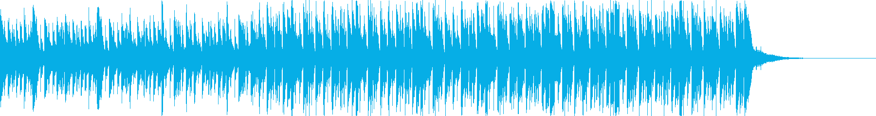Pf「跳」和風現代ジャズの再生済みの波形