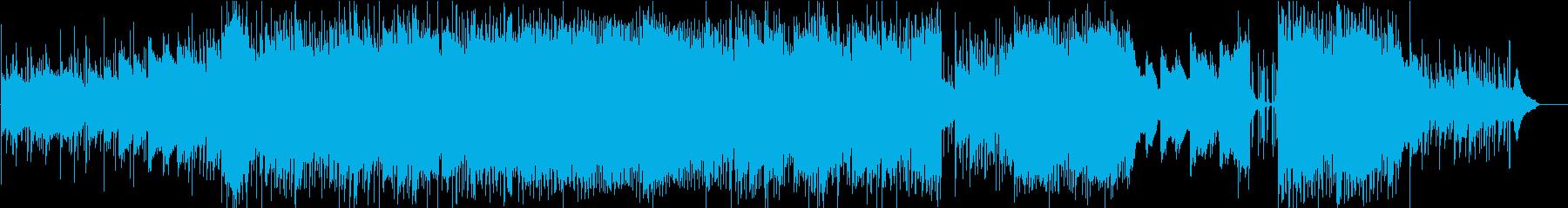 コーポレート 感情的 バラード エ...の再生済みの波形