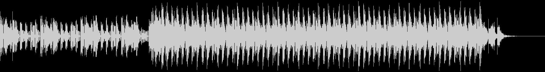 ハードテクスチャ―1の未再生の波形