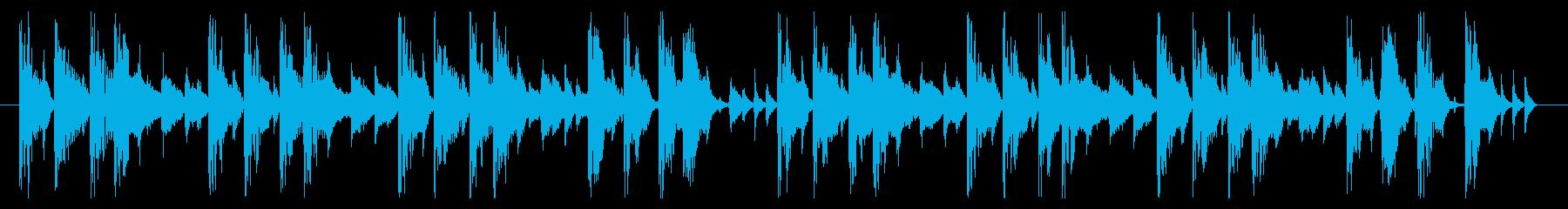 15秒 tiktok サックスがNiceの再生済みの波形