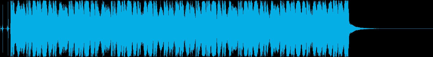 Future Pop 2の再生済みの波形