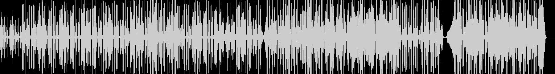 脱力系でファンキーなヒップホップ Bの未再生の波形