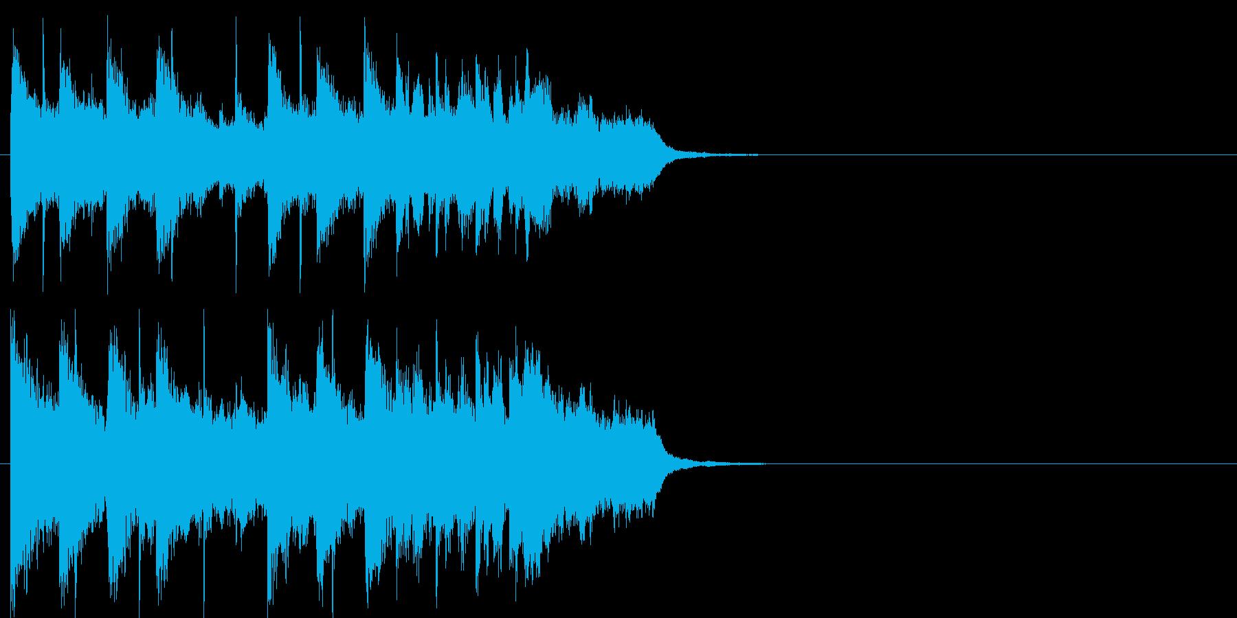 クイズ 報道 天気予報 発表 目覚めの再生済みの波形