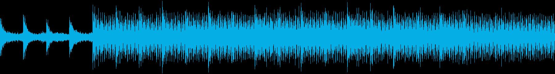 動画 サスペンス 説明的 クール ...の再生済みの波形