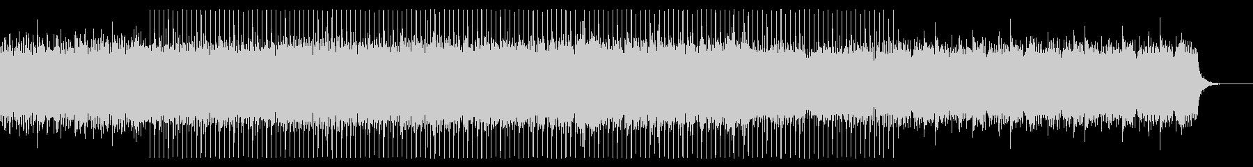 さわやかなピアノが特徴のテクノ系サウンドの未再生の波形