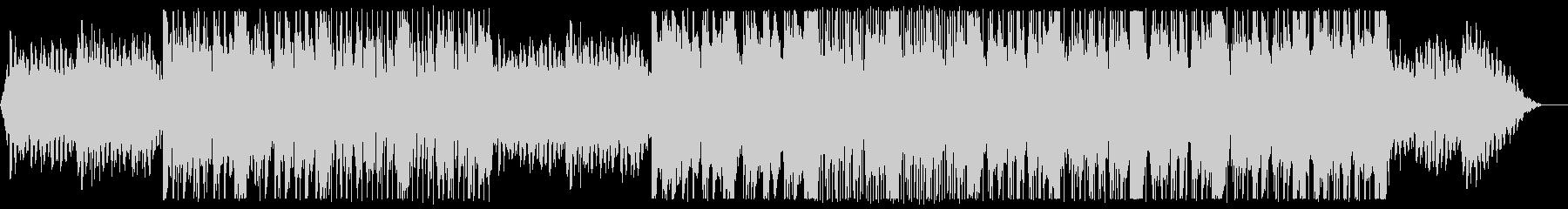 Lo-Fiなエレピが印象の曲の未再生の波形