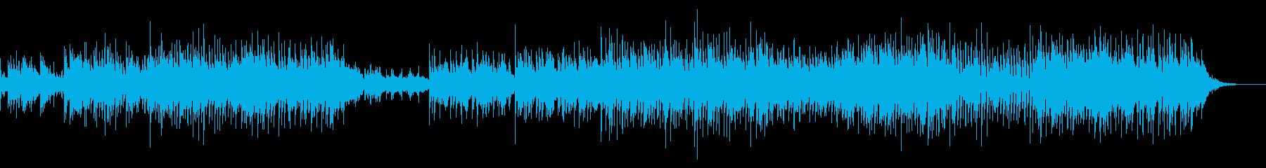 小型機械の行進の再生済みの波形