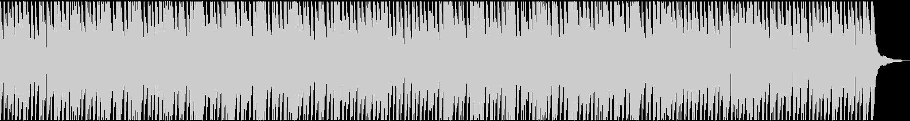 リラックス・癒しの落ち着いたアコギBGMの未再生の波形