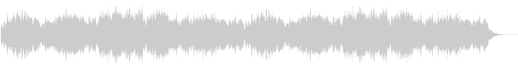 カッコウの森の未再生の波形