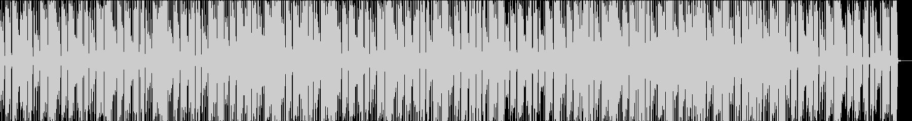 映像・海・波の音・爽やか・オーガニック2の未再生の波形