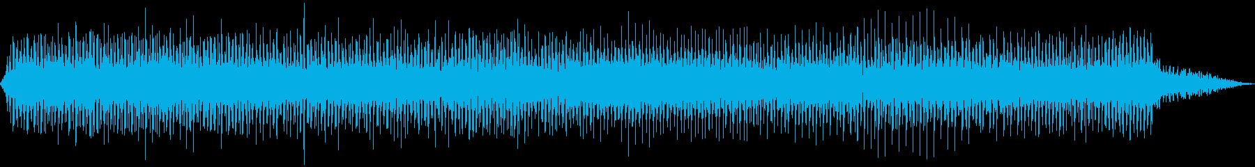 JACKHAMMER:ショートラン...の再生済みの波形
