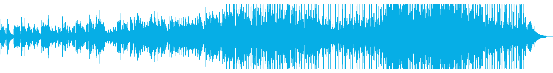 卒業ソング・ウェディングソング・感謝の歌の再生済みの波形