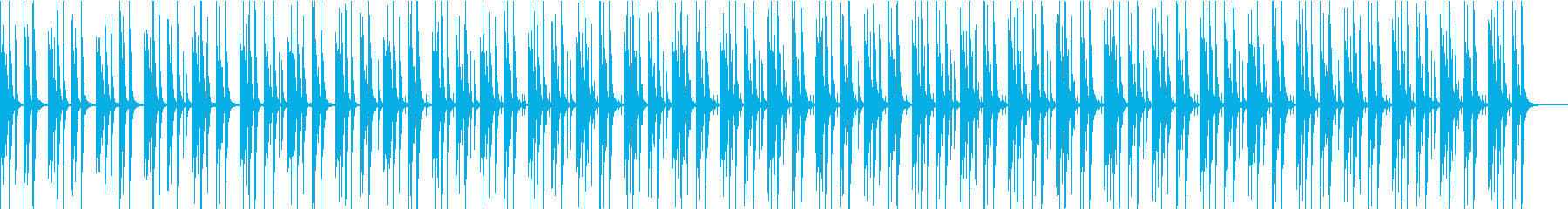 youtube・料理・ピアノ&ピチカートの再生済みの波形