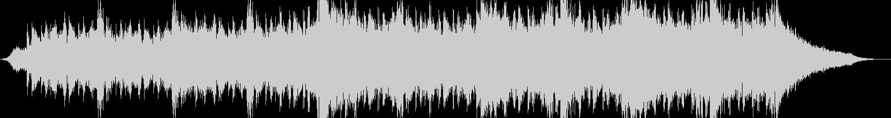 オーケストラ楽器。グランドスイーピ...の未再生の波形