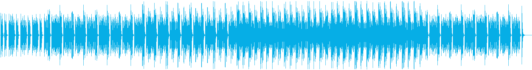 シンプル・ミニマル・清潔感・かわいいの再生済みの波形