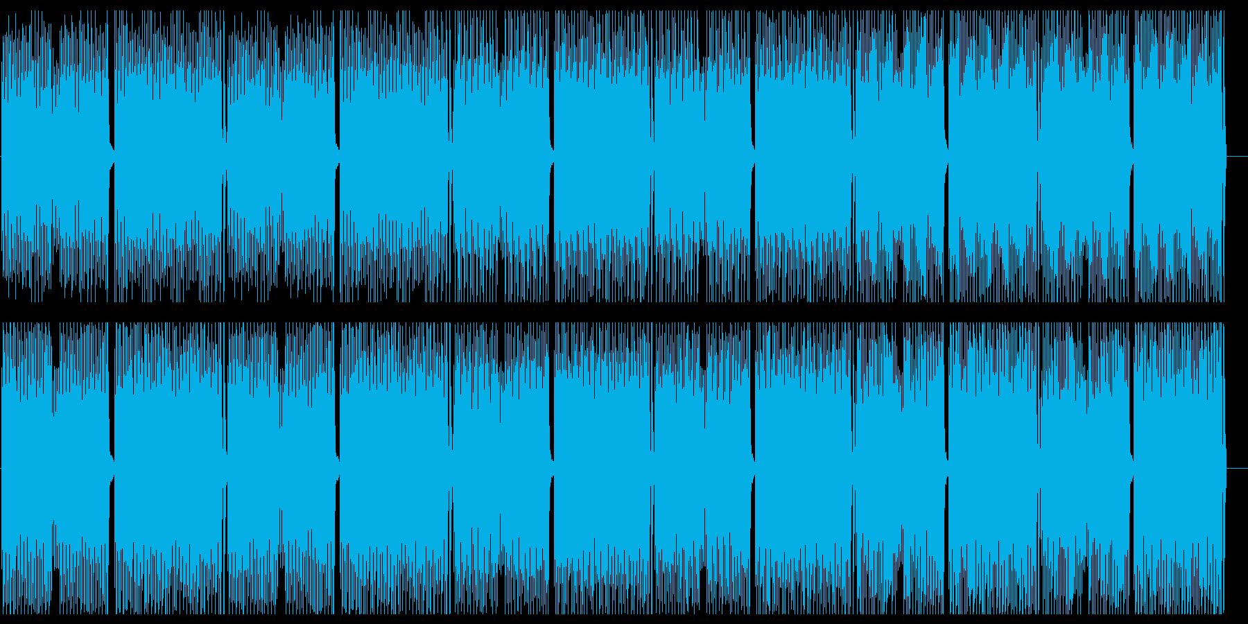 コミカルで動物も踊りだすピアノソナタの再生済みの波形