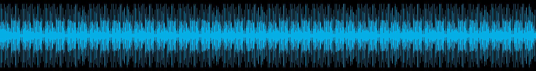 エンドレス手拍子(ループ仕様)の再生済みの波形