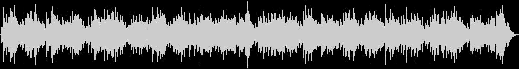 ソル作曲のEstudio作品31の5ですの未再生の波形