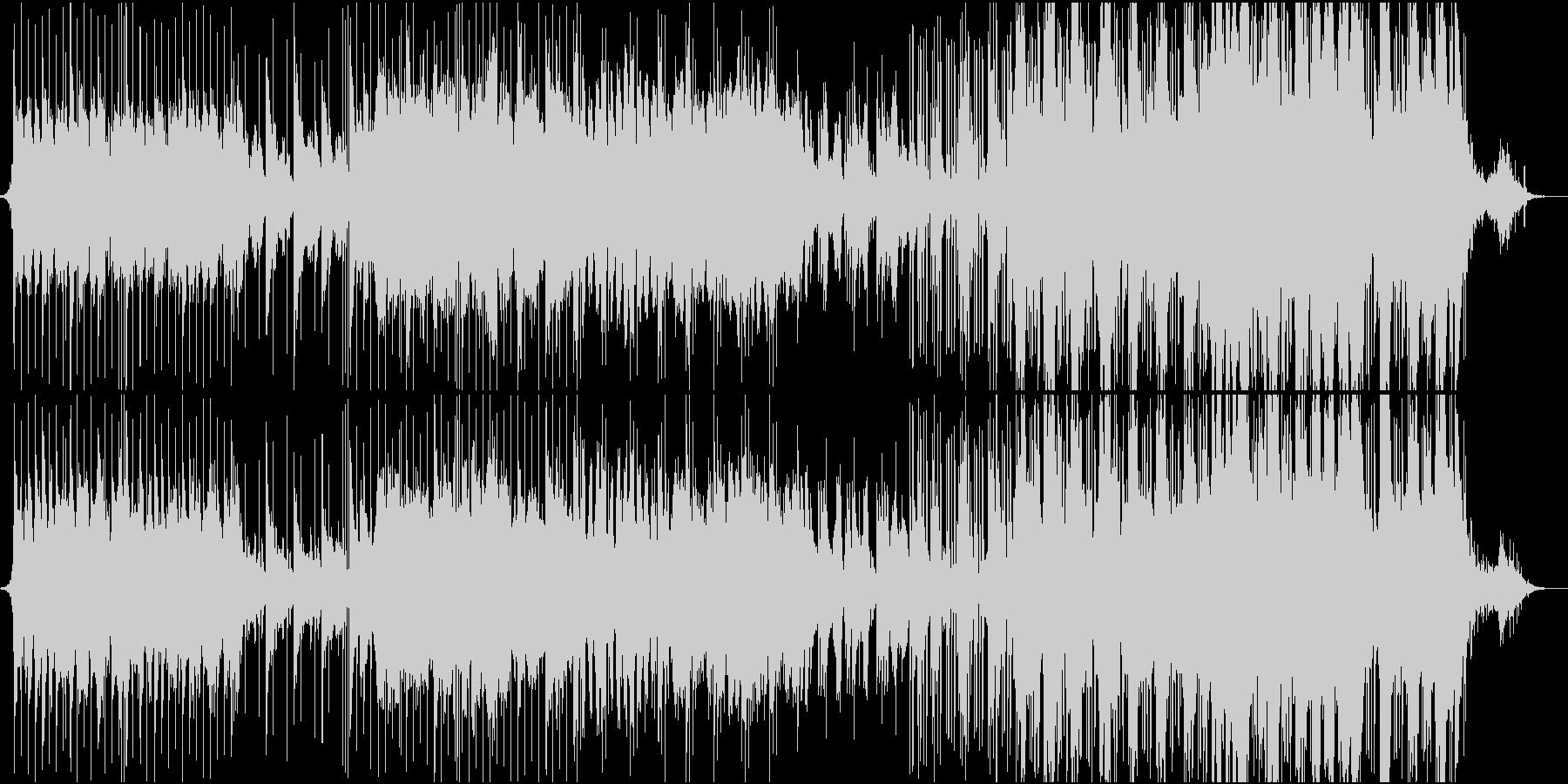 【生演奏】ゆったりした時が流れる弦楽器曲の未再生の波形