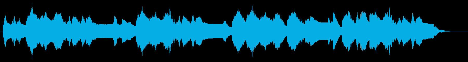 横断歩道 誘導音02-4の再生済みの波形