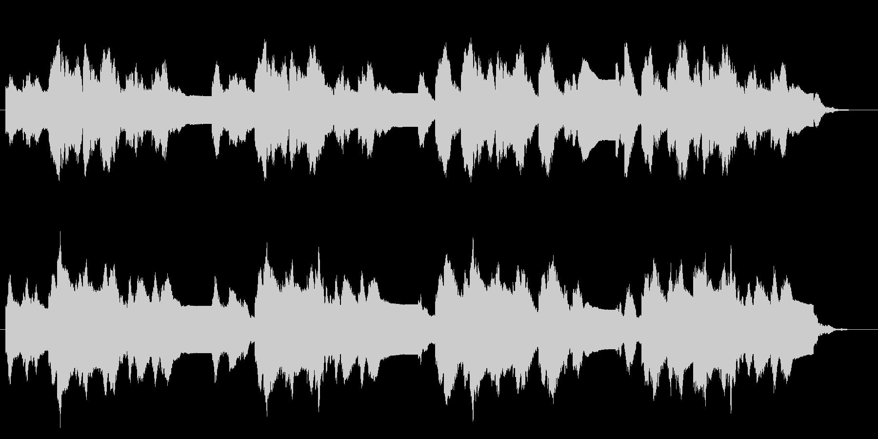 横断歩道 誘導音02-4の未再生の波形