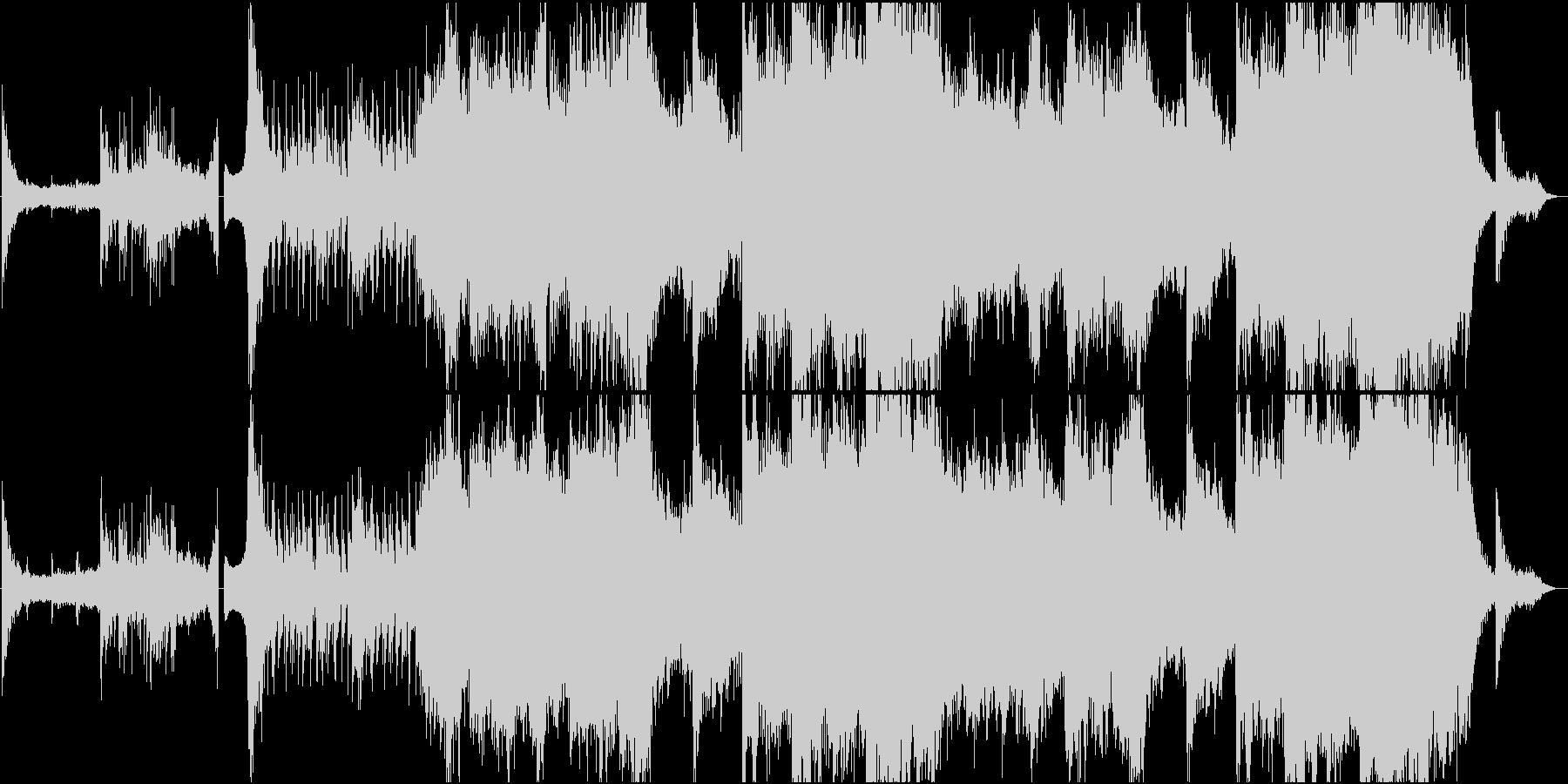 新世紀交響楽団 新世紀室内楽 ポジ...の未再生の波形
