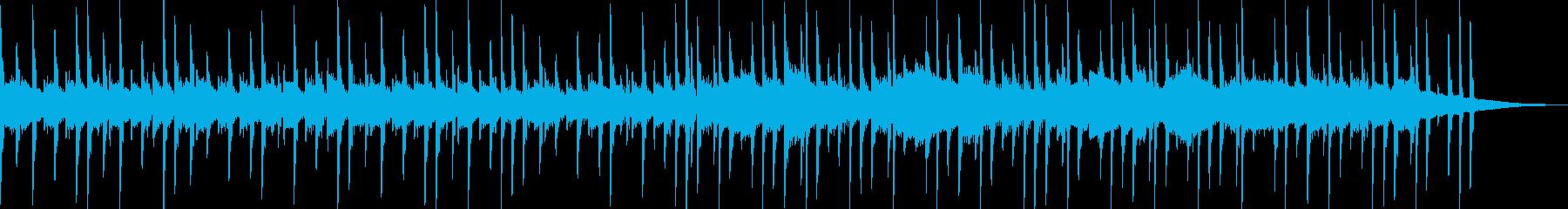 CM、ゲーム、劇判向けジングル曲の再生済みの波形