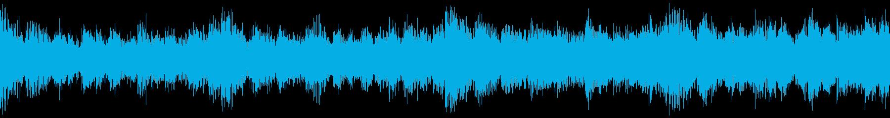 シネマティック エピックの再生済みの波形