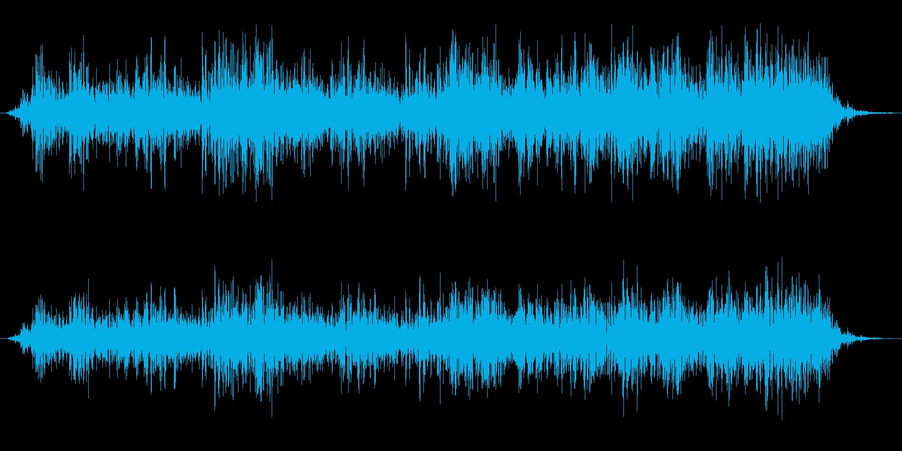 ゴゴゴゴ・・・(地底からの不気味な音)の再生済みの波形