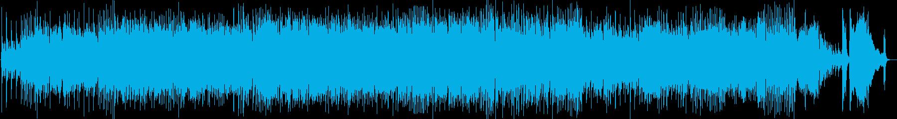 Nocturne No.2の再生済みの波形
