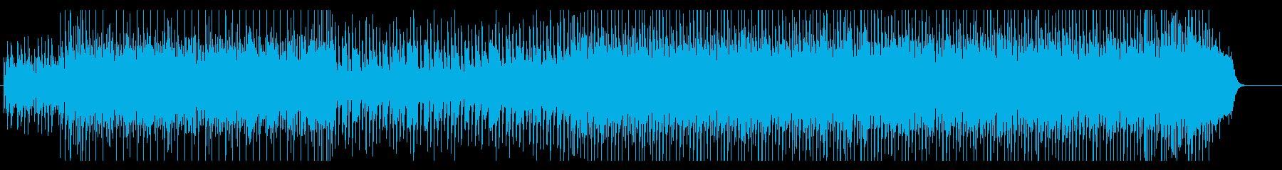 きよしこの夜 ライトテクノ カラオケの再生済みの波形