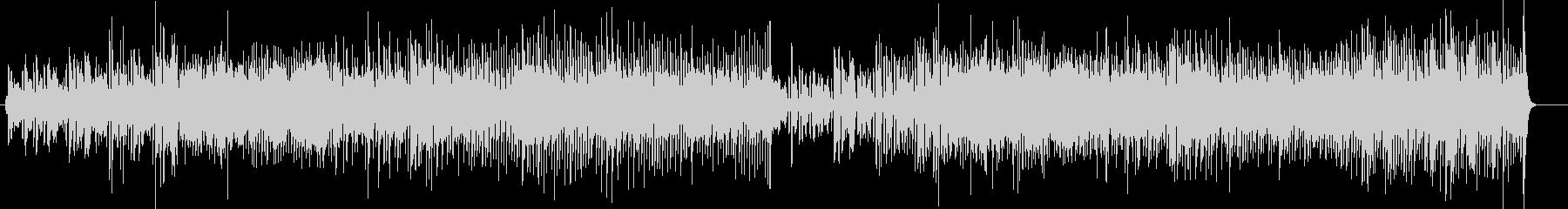 生楽器 デンマークの軽快なダンス曲ポルカの未再生の波形