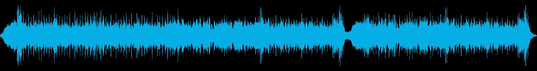 「サーフロック」ムードのインストゥ...の再生済みの波形