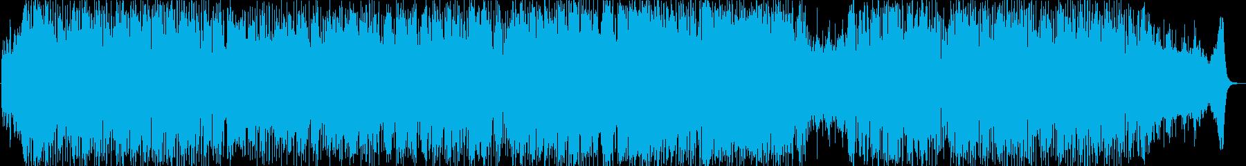 【生演奏】勇者の戦い/疾走/弦楽バンド曲の再生済みの波形