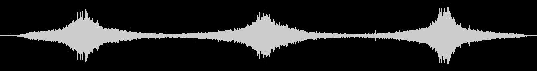 ビンテージスペーススキャナー:エレ...の未再生の波形