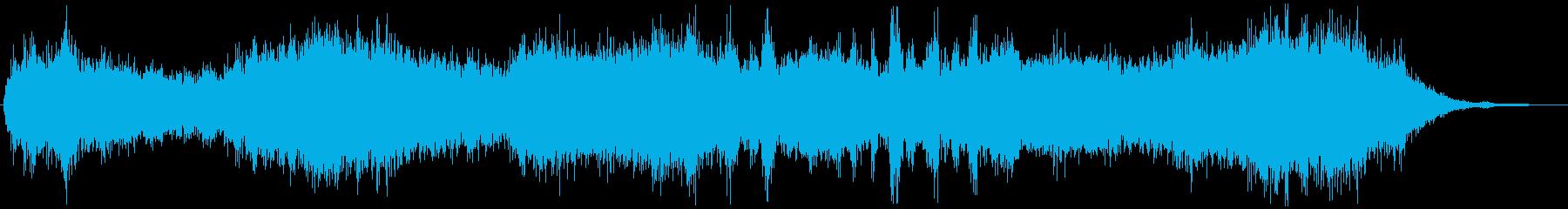 PADS スクラッチ性01の再生済みの波形