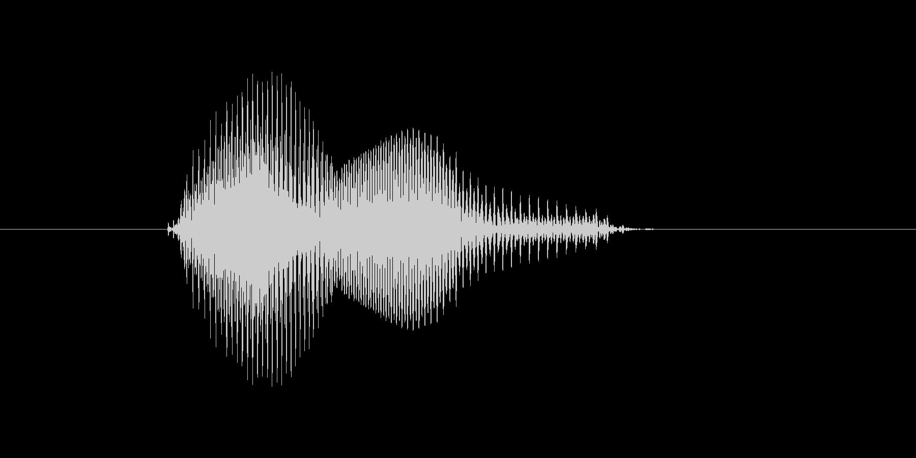 n,N,N(エヌ)の未再生の波形