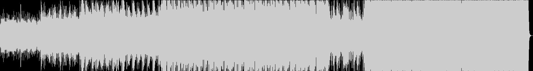 タンドラムを使ったエスニックで爽やかな曲の未再生の波形