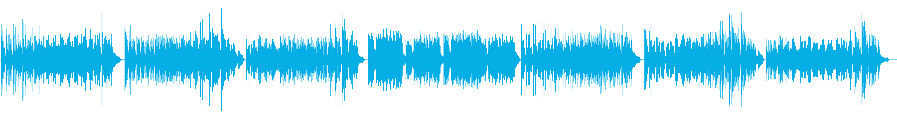 無伴奏チェロ組曲から。の再生済みの波形