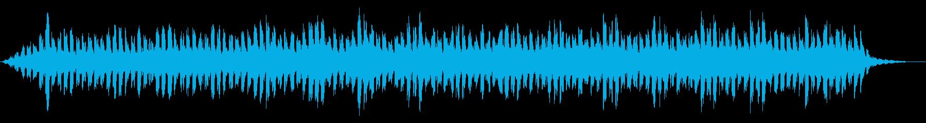 アンビエント 緊張感 テクノロジー...の再生済みの波形