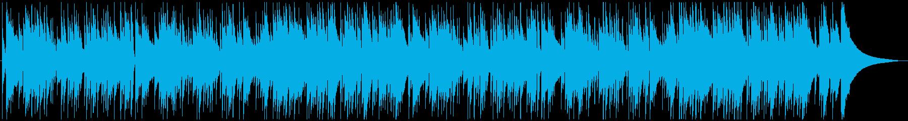 ナイロンギター 爽やか ヤシ 海 温もりの再生済みの波形