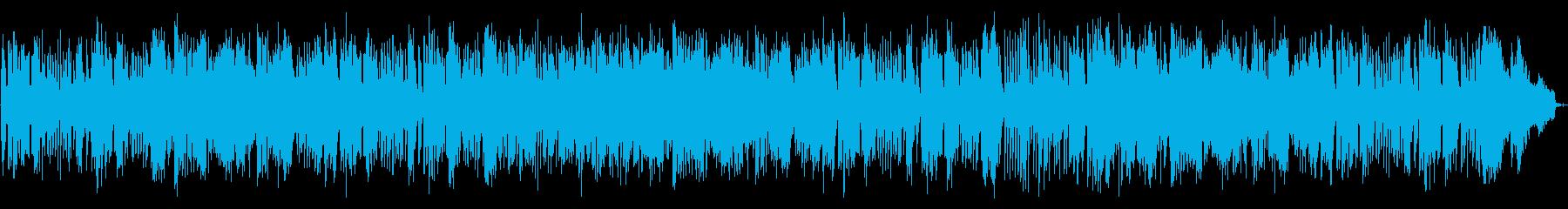 二胡の中華風エキゾチックジャズ_LoFiの再生済みの波形
