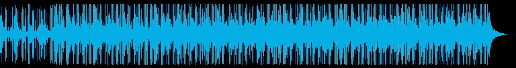 クール、落ち着いた雰囲気のEDM/ITの再生済みの波形