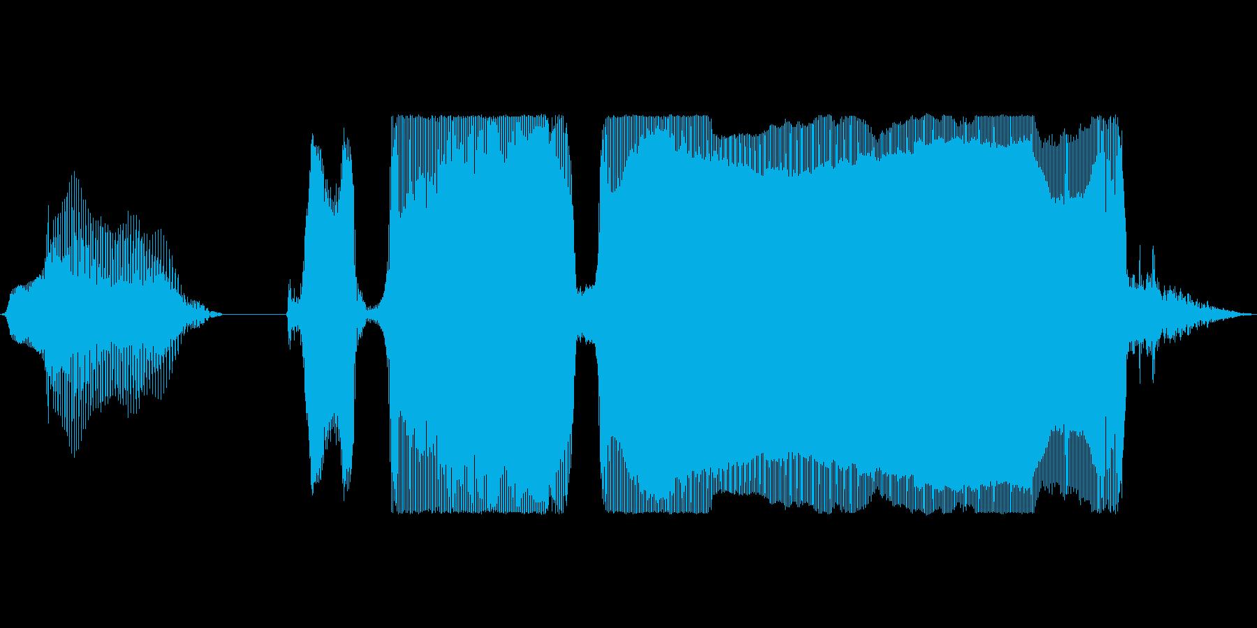 ビッグボーナ〜ス!の再生済みの波形