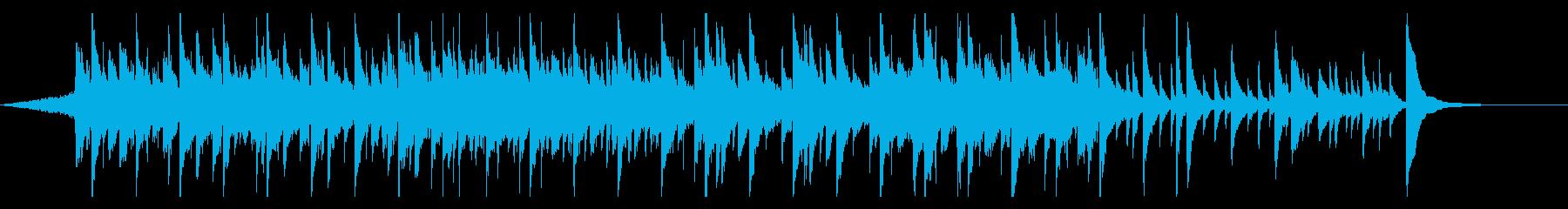 アップライト、高騰インストルメンタ...の再生済みの波形