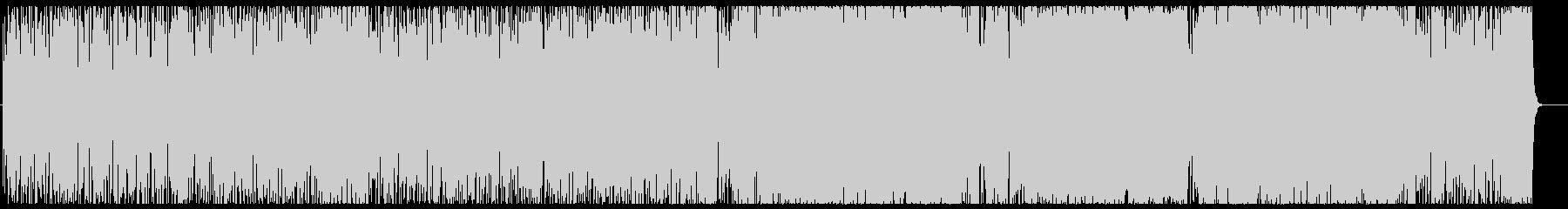 YABABABAの未再生の波形