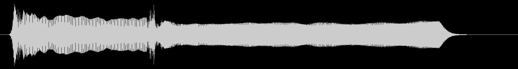 法螺貝01-6の未再生の波形